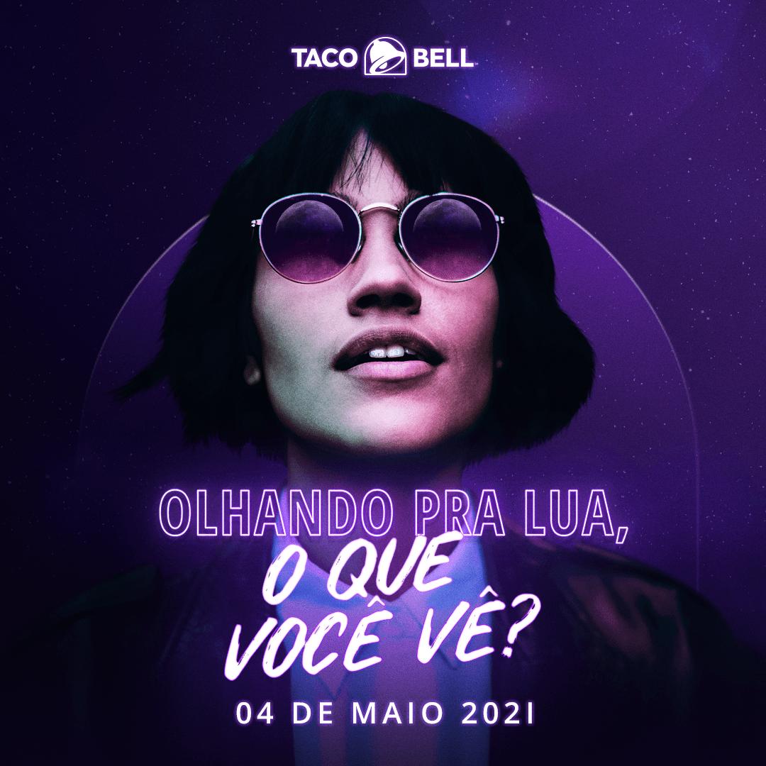 Taco Bell lança campanha global para celebrar o ícone do cardápio