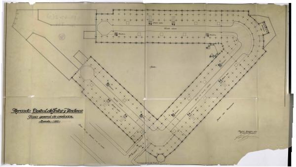 Ficha del mercado en la Fundación Arquitectura (COAM)