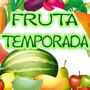 16 FRUTA DE TEMPORADA