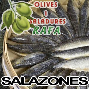 18 SALAZONES