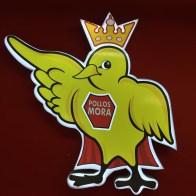 pollos mora logo