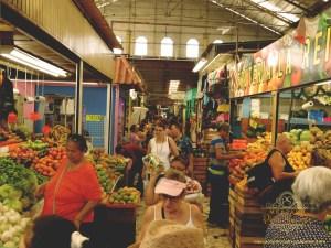 Mercado Pino Suarez Mazatlán México