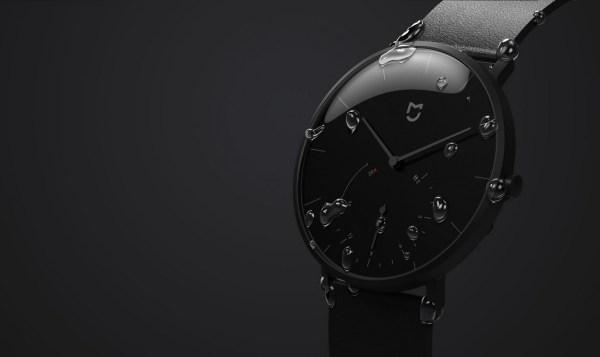 Xiaomi Reloj de cuarzo inteligente Negro