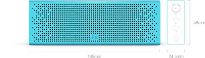 Parlante Xiaomi mi bluetooth speaker portátil