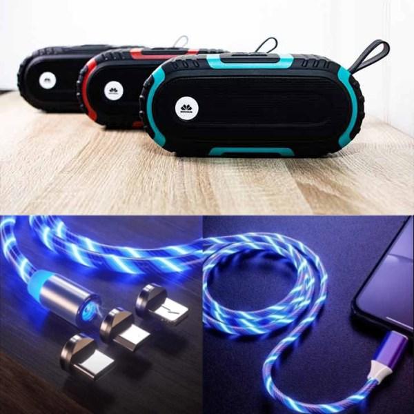 power zero cable magnetico
