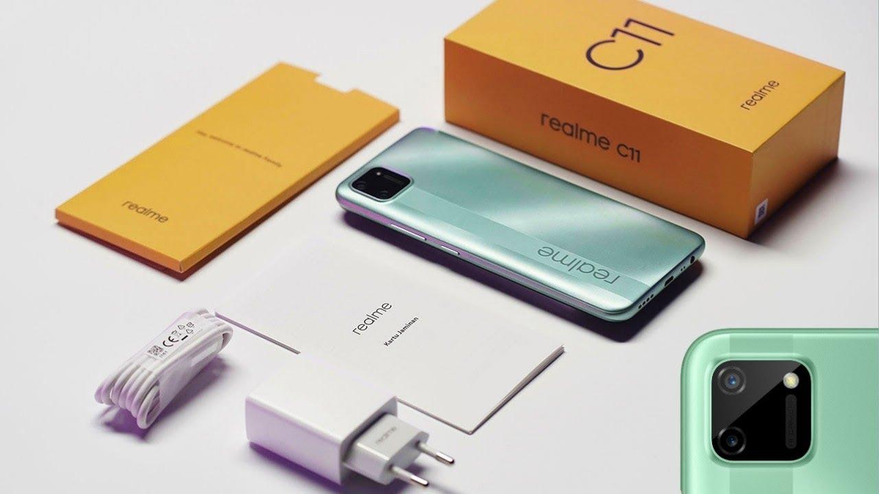 Celular Realme C11
