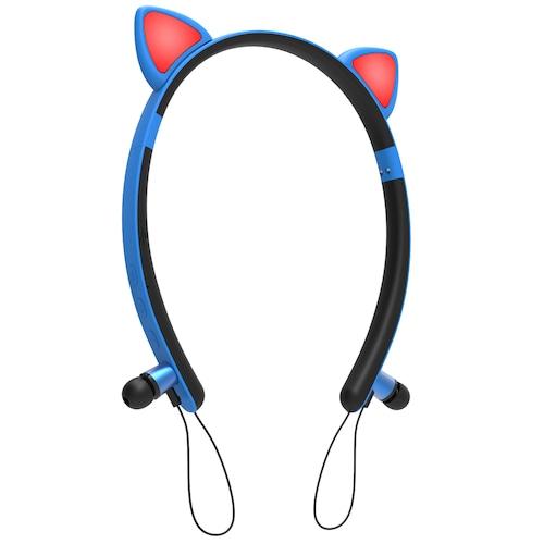 Auriculares Bluetooth Manos Libres ZW-29 Azul