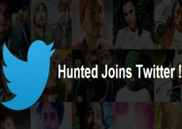 Twitter - We are hunted