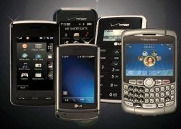 telefonía celular - México 265x188