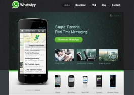 whatsapp - teléfonos 265 x 188