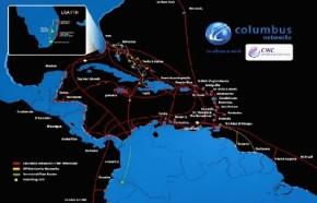 Cable fibra óptica - Las Américas y El Caribe