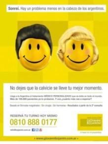 Calvicie 1- Argentina 300