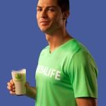 Cristiano Ronaldo y Herbalife