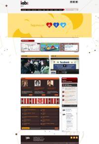 IAB Home Page Nuevo Site