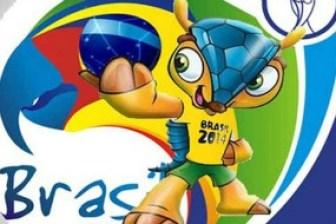 Brasil 2014 - mascota -