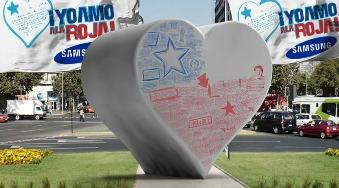 Chile - Samsung -