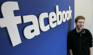 Facebook - Zuckerberg -