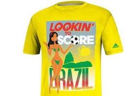 Adidas - camiseta 2 -