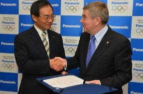 Panasonic - patrocinio Juegos Olímpicos -