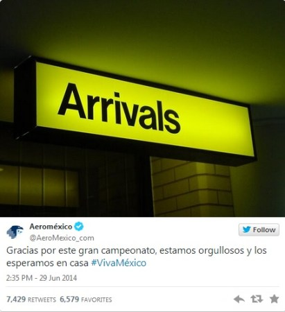Aeroméxico-tuit-tri