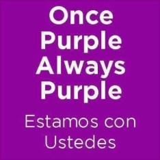 once purple