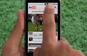YouTube celular