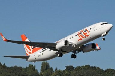 Gol Linhas Aereas Inteligentes PR-GUI Boeing 737-8EH(WL) 35844 BFI Boeing Field Airport 2011