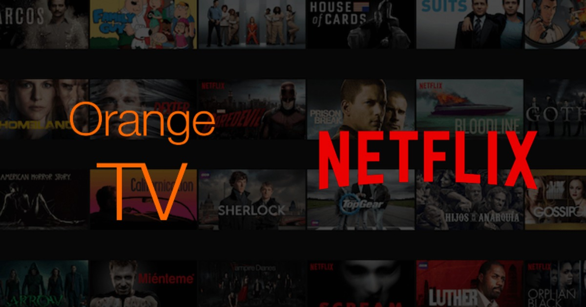 Orange TV y Netflix refuerzan su alianza de distribución