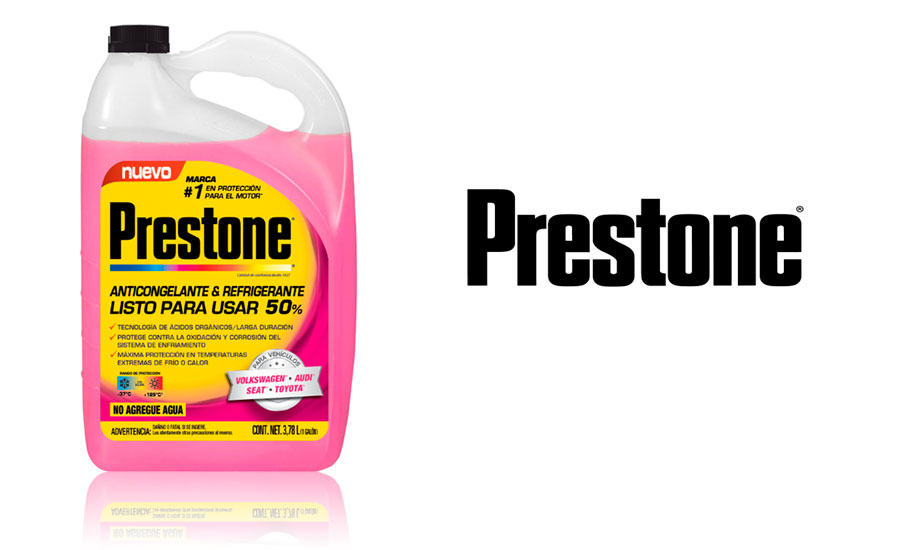 50 What Color Prestone Antifreeze 50