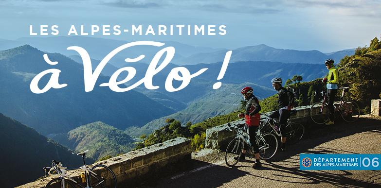département alpes maritimes cyclisme