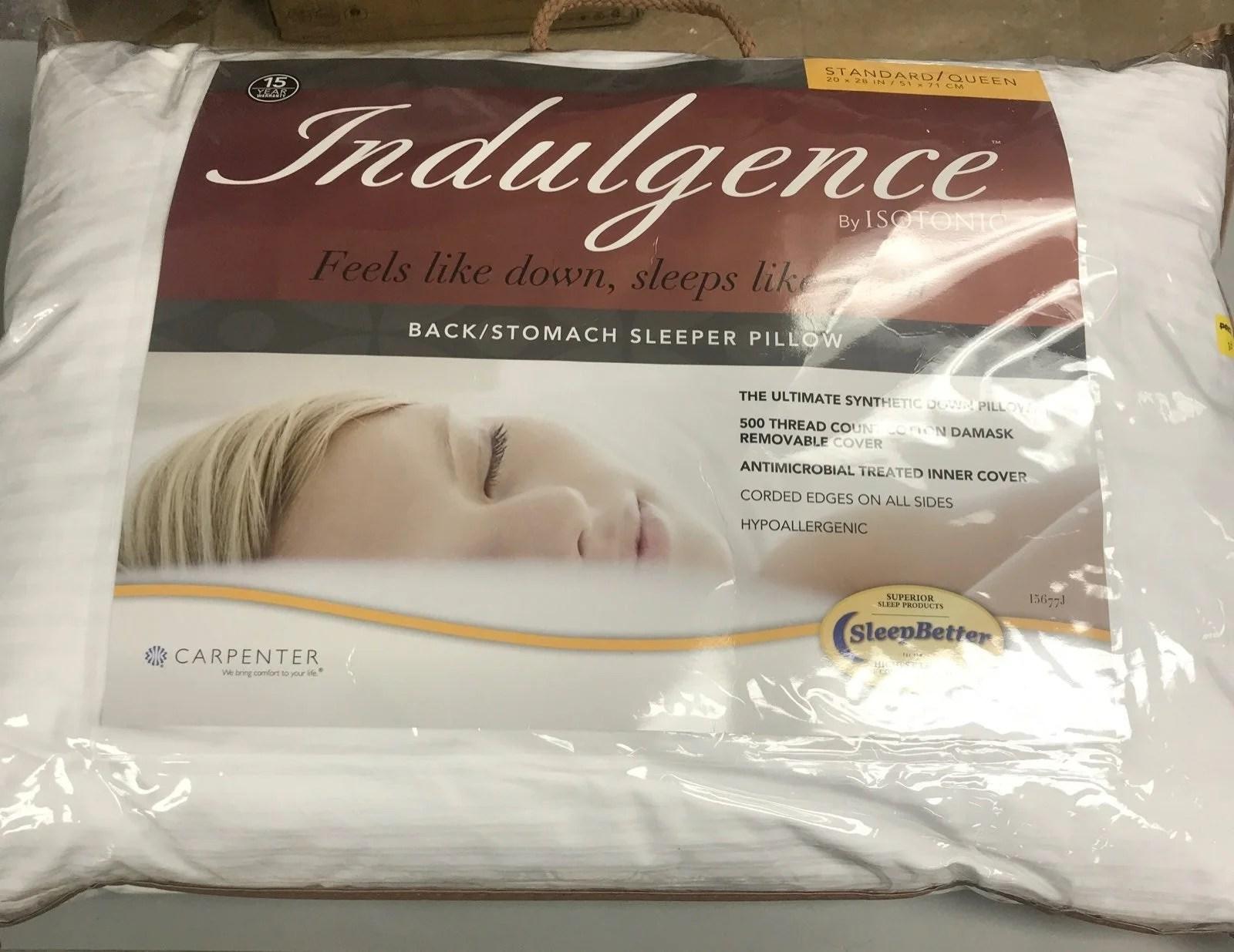 isotoner indulgence pillow online