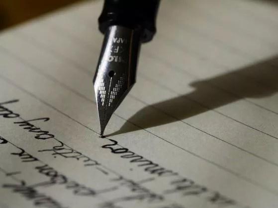 メルカリの手紙はシンプルに