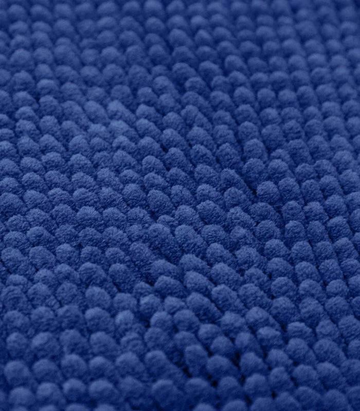alfombra de microfibra super absorbente.azul1