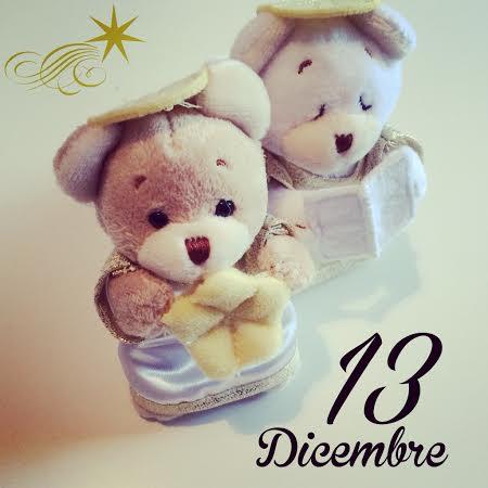 13 dicembre #lilavvento #lilxmas #trudi #calendariodellavvento