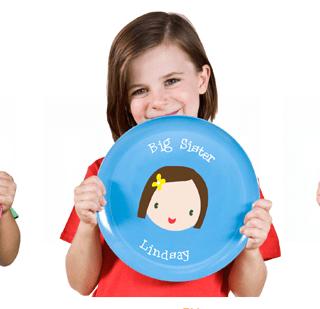 piatti personalizzabili BPA free