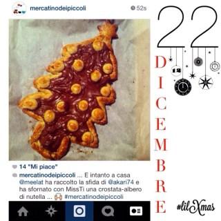 Calendario dell'Avvento: 22 Dicembre 2013 #lilAvvento