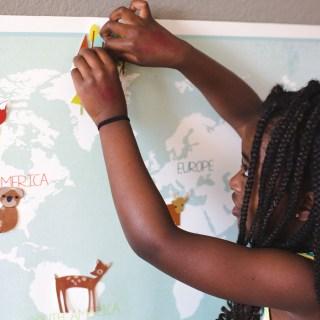 Our Earth, una mappa interattiva