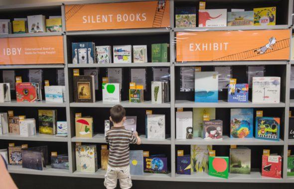 silent book edmonton