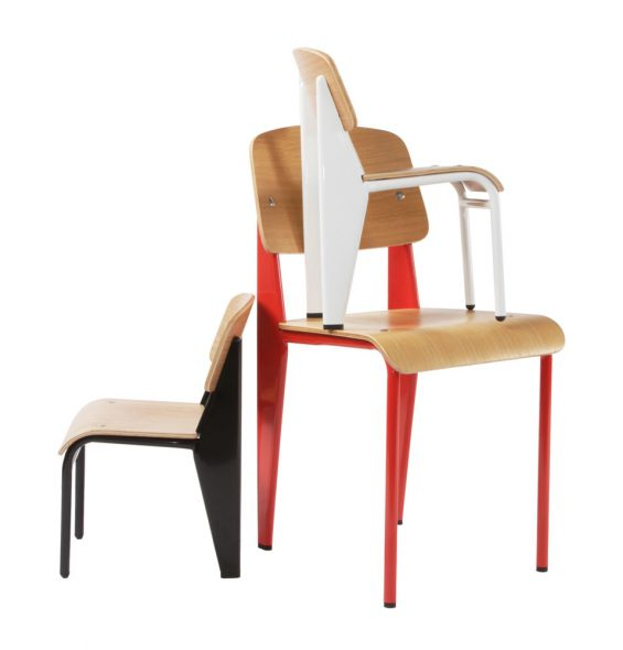 Jean prouvè junior chair