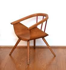 Chair and rocker Baumann
