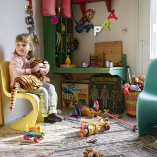 I classici del design: mid-century design e sedie per bambini