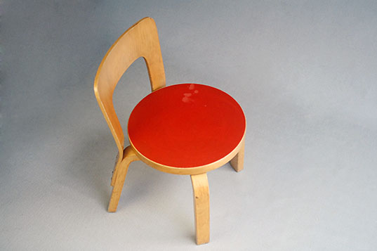 N65 Child Chair Alvar Aalto