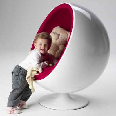 Ball Chair Junior, Eero Aarnio