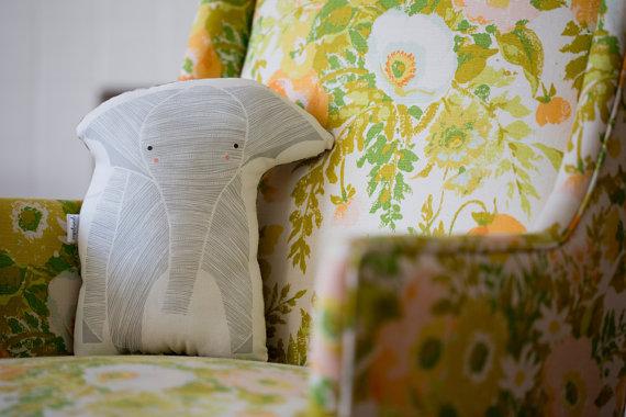 cuscino elefante etsy
