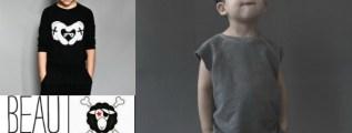 Minimalismo e pattern, moda per bambini SS 2016