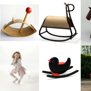 Cavalli a dondolo e cavalcabili di design – Design Rocking Horse and Animals