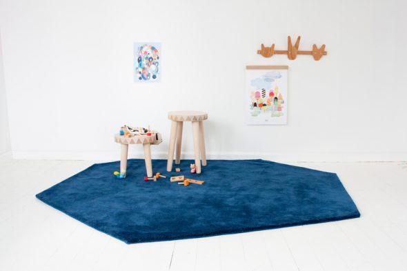 LittleP-noneedtobesqaure rug