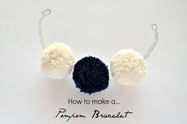 braccialetto-pompom
