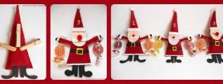 Natale 2012: 10 calendari dell'avvento fai da te