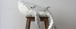 Big Stuffed: morbidi animali marini da abbracciare